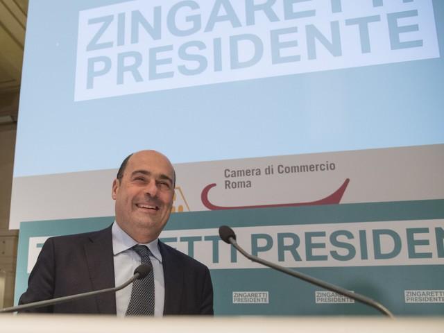 """Europee, Zingaretti: """"Simbolo Pd? Non è un dogma"""""""
