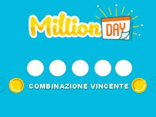 Million Day 5 marzo 2021: i numeri vincenti dell'estrazione di oggi
