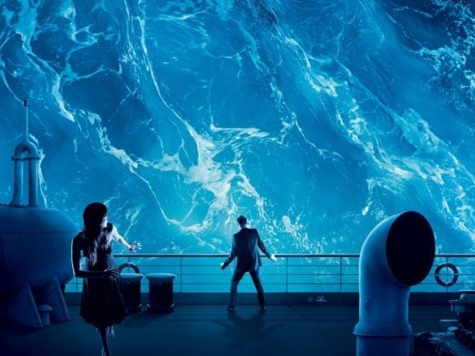 Poseidon: la nave del film è entrata nel Guinness dei Primati, ecco perché