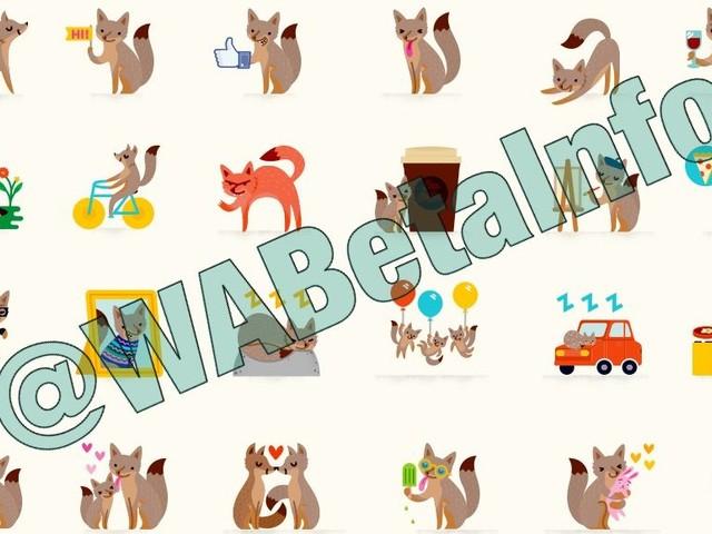 WhatsApp: in arrivo nuovi sticker importati da Facebook