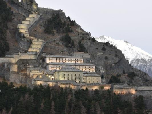 Forte Fenestrelle, la grande muraglia italiana