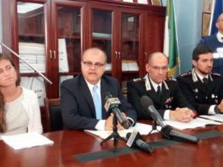 Operazione dei carabinieri a Lamezia Terme nel campo nomadi 39 ordinanze cautelari per reati ambientali e contro il patrimonio