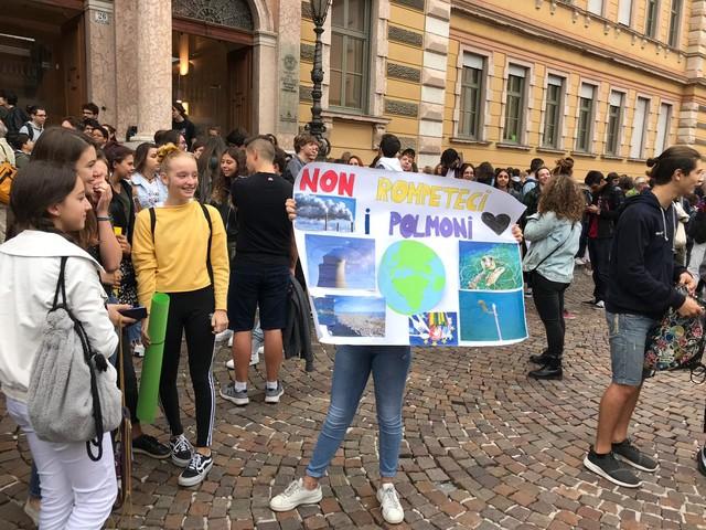 I nostri giovani e l'ambiente