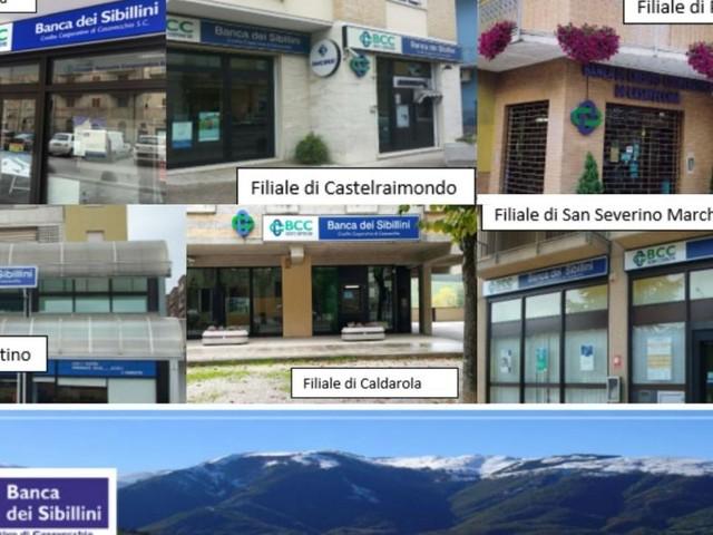 La Banca dei Sibillini festeggia 100 anni di attività: una storia che parte da Pieve Torina