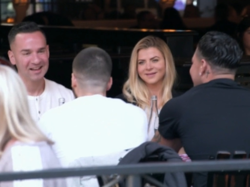Mike The Situation arriva in Double Shot At Love 2 a regalare perle di saggezza a Pauly D e Vinny