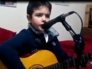 Il piccolo Giuseppe conquista Ermal Meta Dal Catanzarese al palco del forum di Assago - VIDEO