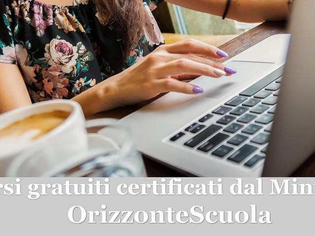 Dal coding alla robotica, alla comunicazione in classe: 11 corsi GRATUITI di OrizzonteScuola