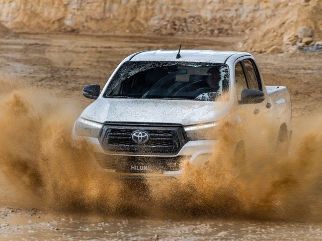 Toyota Hilux: debutta la Special Edition