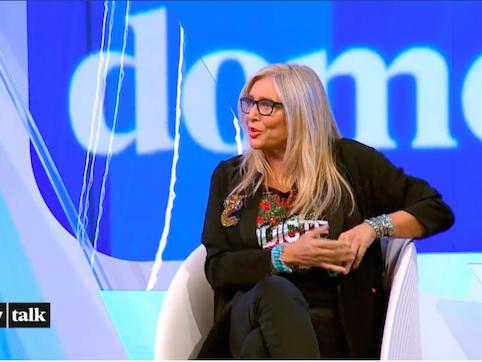 """Mara Venier: """"Claudia Mori mi ha proposto di girare una fiction"""" (Video)"""