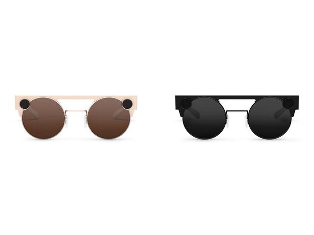 Ecco i nuovi Spectacles 3 a edizione limitata: la fotocamera raddoppia, ma il prezzo cresce anche di più (foto)