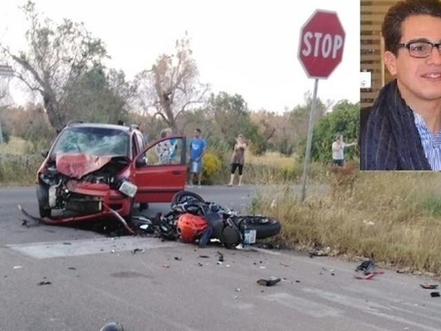 Lecce. Incidente in moto mentre torna dal mare: Andrea muore a 24 anni dopo due giorni di agonia