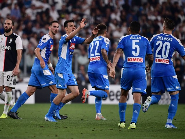 Napoli Verona streaming in diretta: dove vederla, no Rojadirecta