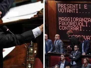 """Legge elettorale, la Camera approva il Rosatellum con 375 sì. Testo già domani al Senato. C'è anche il """"salva Verdini"""""""
