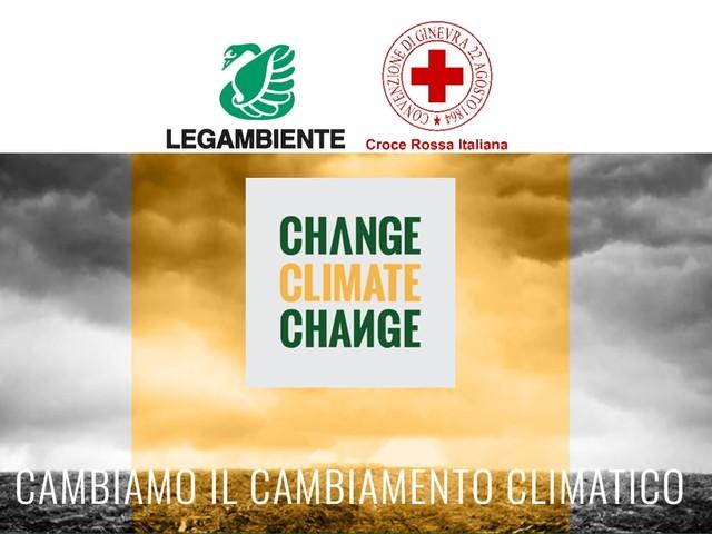 Legambiente e Croce Rossa Italiana insieme contro la crisi climatica e per tutelare l'ambiente e la salute dei cittadini