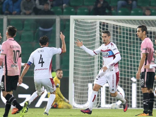 Serie B: il Palermo perde la testa. Tris del Cittadella al Barbera