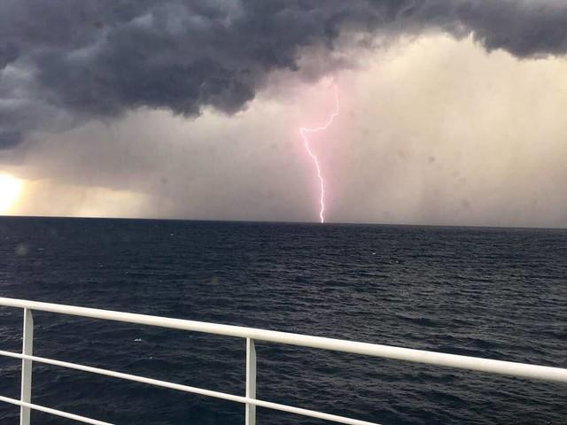 Allerta Meteo: ultimo giorno di sole a Reggio Calabria e Messina, nel weekend forte maltempo nello Stretto