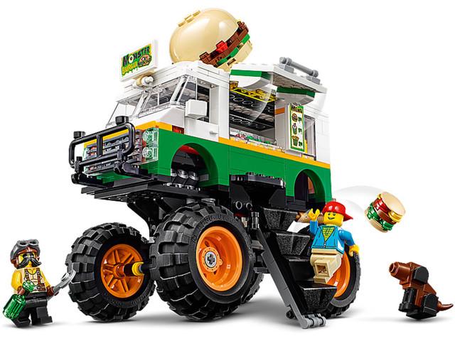 Immagini dei nuovi set LEGO Creator 3in1 previsti per la prima metà del 2020