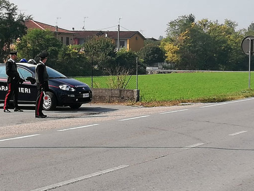 Polo Romani, arterie stradali e cani antidroga: un San Valentino di lavoro e presidi per i Carabinieri