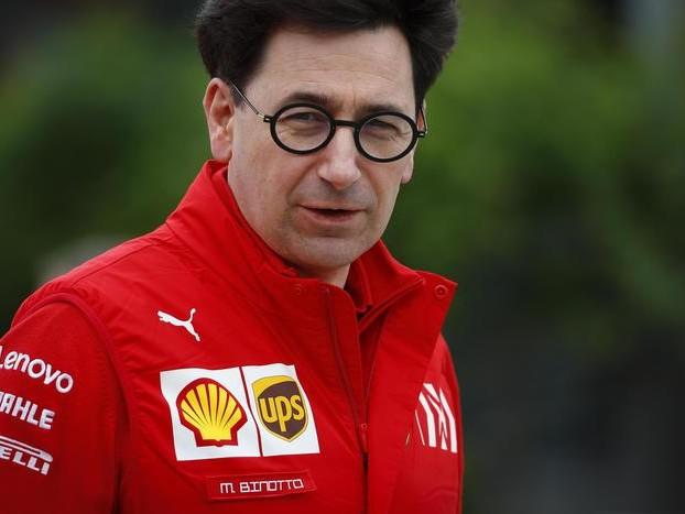 Binotto, Vettel? Ferrari farà appello