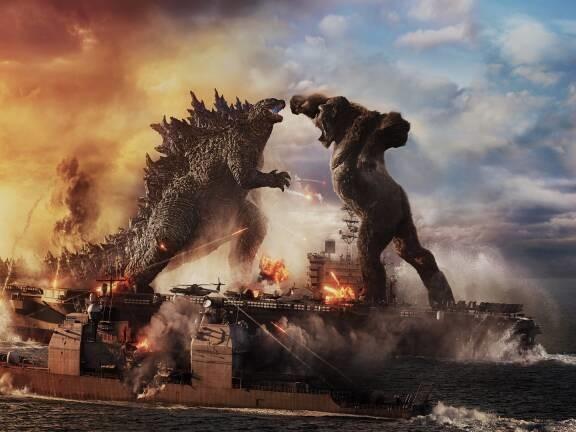Godzilla vs. Kong – dal 6 maggio in digitale su tutte le piattaforme