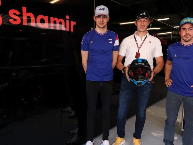 Formula 1 - Alpine e Shamir Optical insieme per una visione migliore
