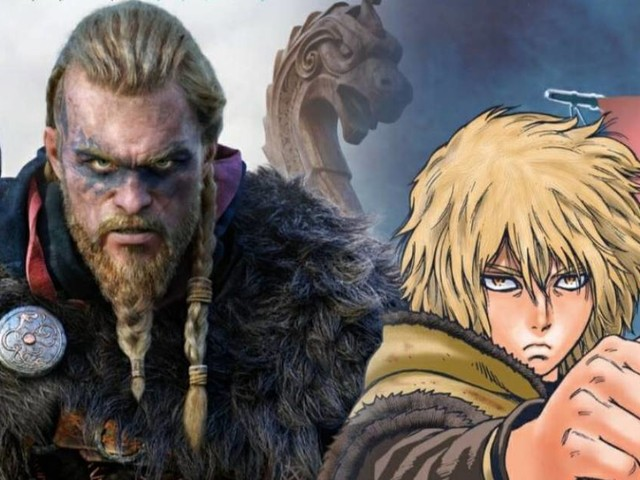Assassin's Creed Valhalla: in arrivo il manga crossover con Vinland Saga