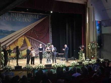 Festival del Cinema di Salerno: emozioni sul palco