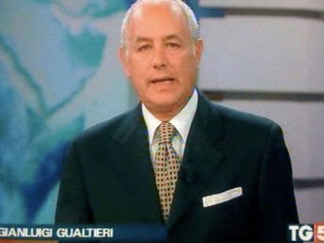 Morto il giornalista del Tg5 Gianluigi Gualtieri