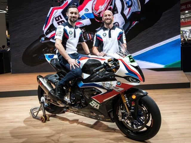 """Superbike, BMW presenta il team 2020 all'EICMA. Laverty: """"Voglio vincere"""""""