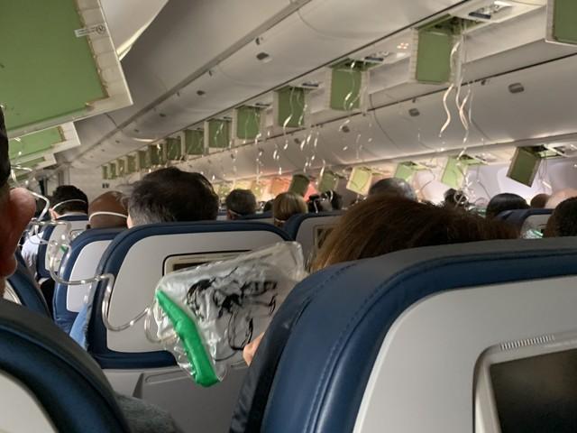 Usa, panico su un volo Delta: l'aereo va giù di 9mila metri in pochi secondi