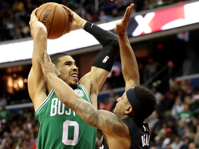 Jayson Tatum, Bradely Beal Team Up To Help Feed America During COVID-19 Pandemic