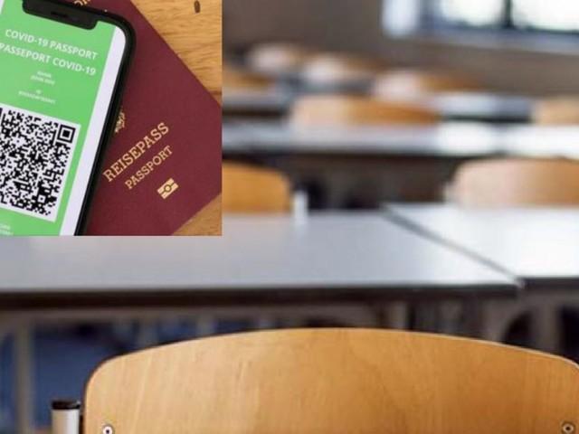 """Scuole, scade la certificazione verde: """"docenti costretti a lasciare la classe"""""""