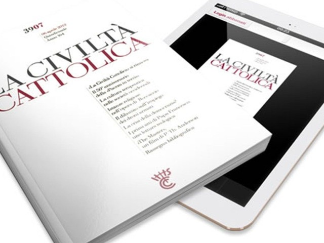 La Civiltà Cattolica: 8° volume della collana «Accènti» sull'Europa
