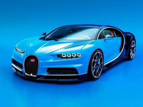 """Bugatti Chiron: """"ibrido o elettrico per la prossima generazione"""""""