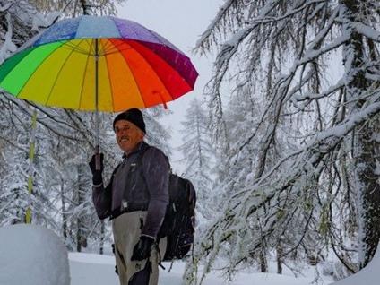 Maltempo: neve e Scirocco sulle Orobie E fa paura il pericolo delle valanghe