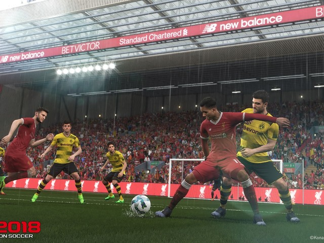 Pro Evolution Soccer 2018 Download Per PC Windows Disponibile