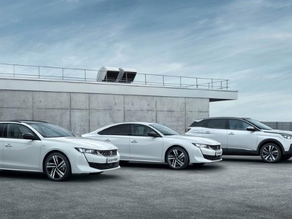 Peugeot a Parigi lancia la gamma Hybrid