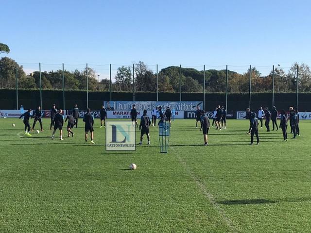QUI FORMELLO, Contro l'Inter turnover ma non troppo: Berisha al posto di Parolo e Caicedo con Immobile