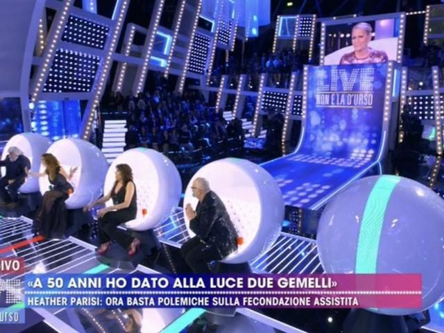 Ascolti tv 20 marzo, calo per Barbara D'Urso: 14% di share per la seconda puntata di Live