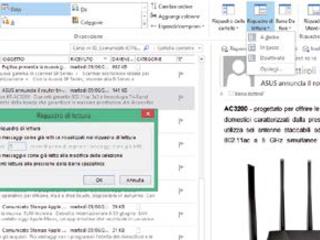 Come organizzare le email con Outlook