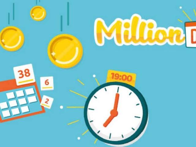 Ultima estrazione Million Day: i numeri vincenti estratti oggi 12 marzo 2019
