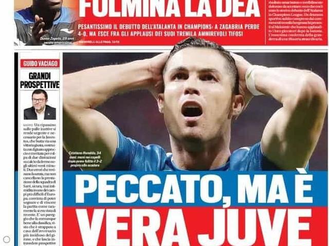 Tuttosport – Il Derby: che stress allenare a Milano!