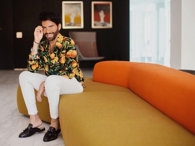 """Federico Fashion style: """"Esaudisco il desiderio delle donne"""""""