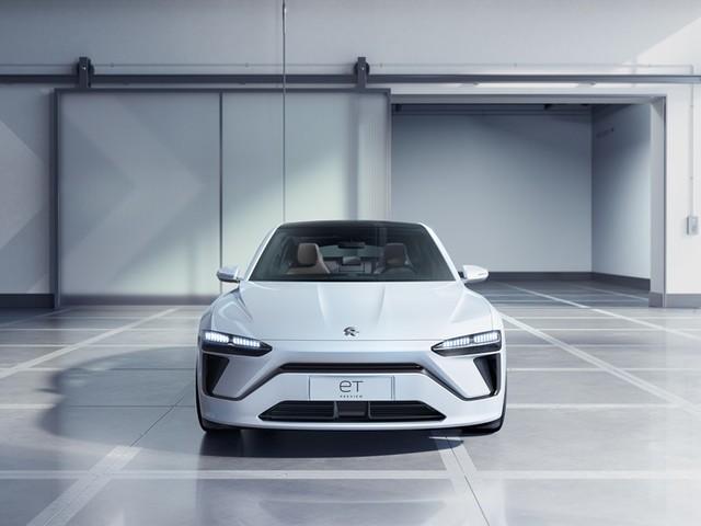 Anteprima NIO ET fa il suo debutto ad Auto Shanghai 2019