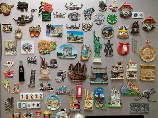 Magneti souvenir, 20 motivi per cui sono irresistibili ricordi di vacanze