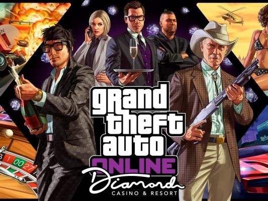 GTA Online, Casinò e Resort Diamond: trailer, dettagli e uscita - Notizia - PC