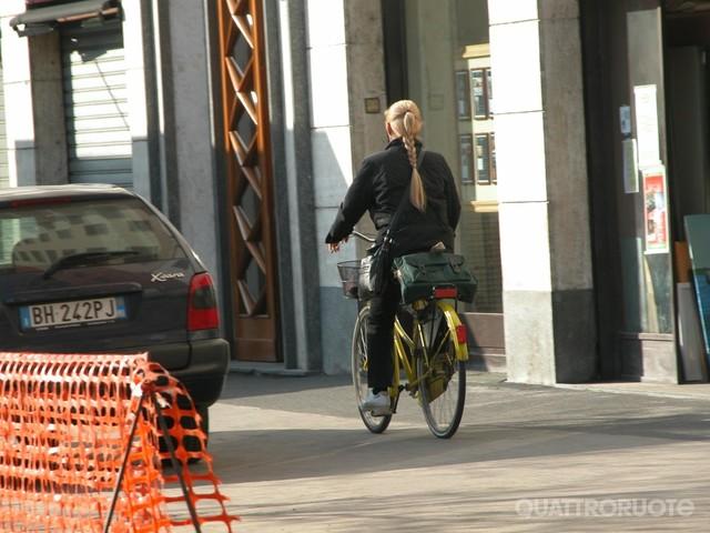 Ciclisti - Aumentano gli incidenti anche per il mancato rispetto delle regole