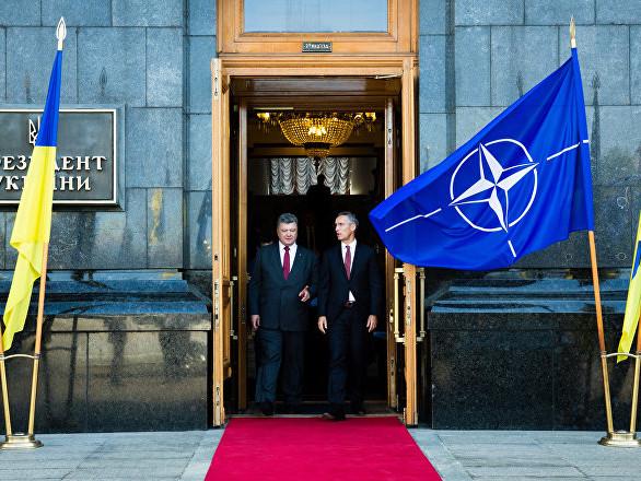L'Ucraina è in ginocchio ma c'è chi la vorrebbe nella Nato