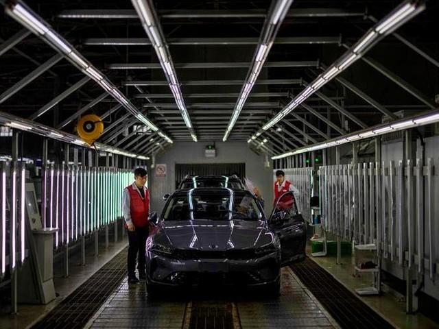 In Cina accelera la produzione industriale: +6,9% a settembre