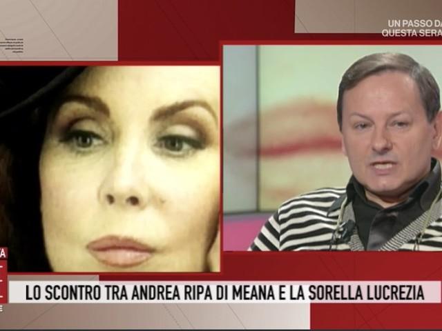 """""""Le ceneri di Marina Ripa di Meana vanno disperse in mare"""""""